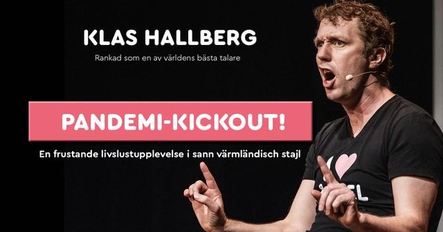 Klas Hallberg banner